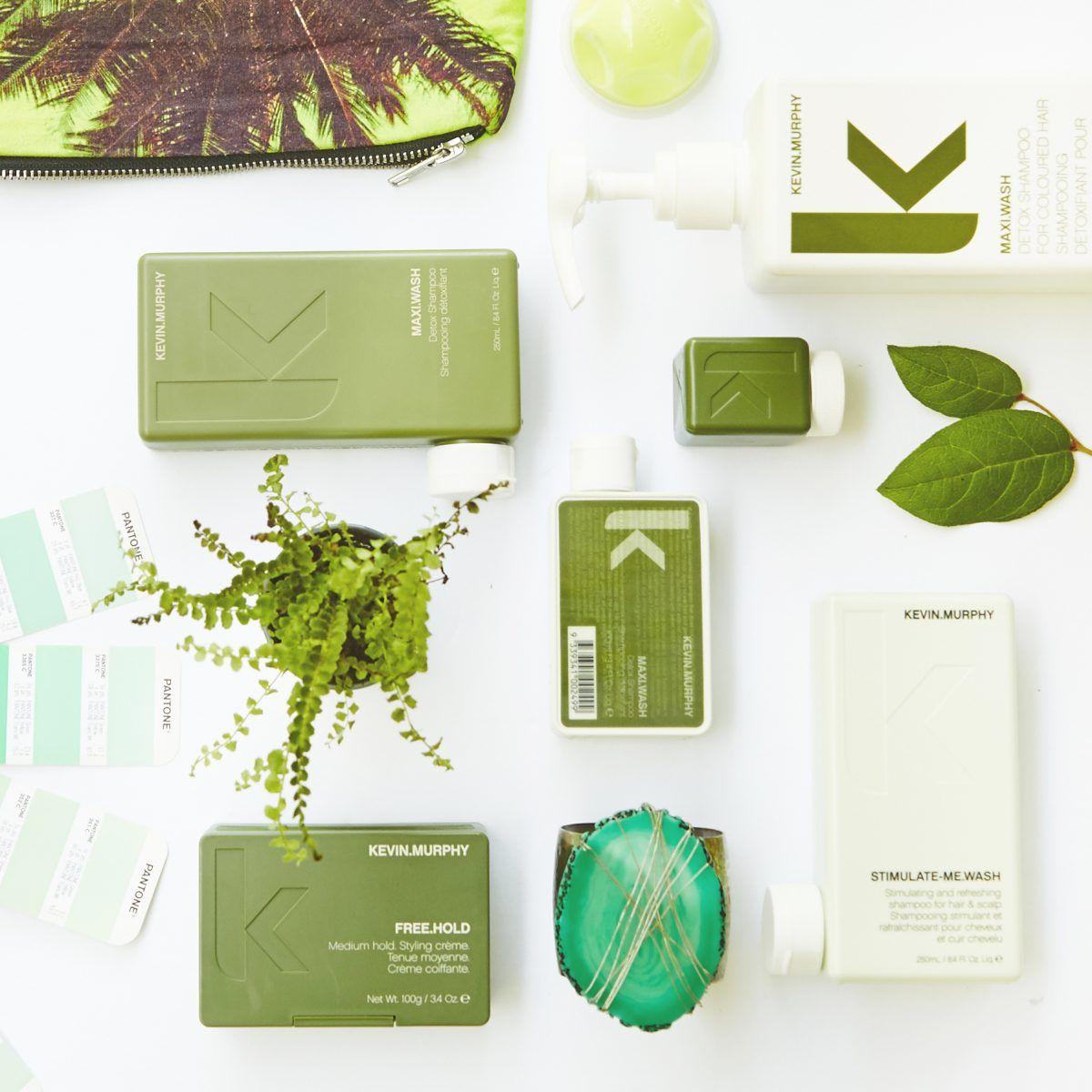 Grønne Kevin Murphy Produkter
