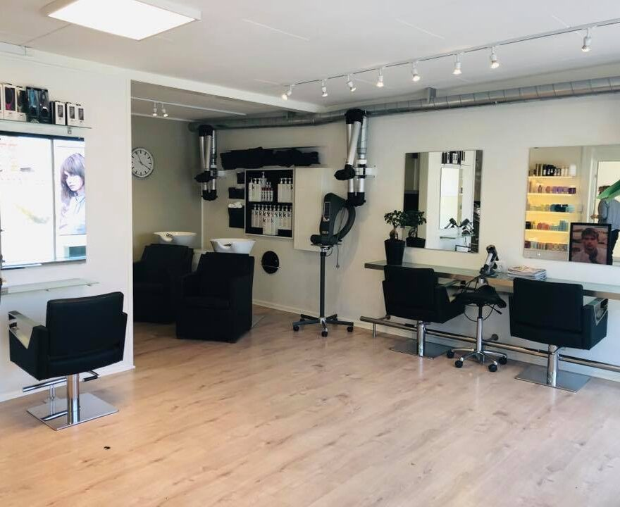 HAIRbyme salon i Middelfart